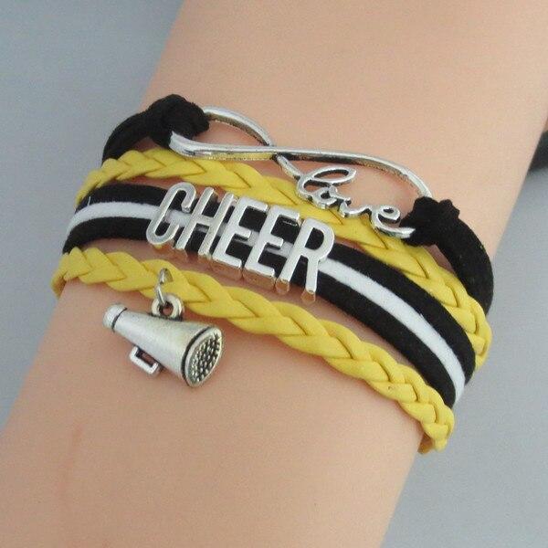 Fashion Cheer Bracelet Best Bangles Woman Love Bangele Jewelry Bangle