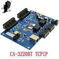 Genérico CA-3220BT Wiegand TCP Rede Placa de Controle de Acesso de duas portas duas maneiras apoiar WG26 Carea