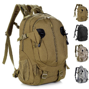 Outdoor Military Men zipper backpack Tactical Camping Hiking Bag Camera  Backpacks Trekking Rucksacks-in Backpacks from Luggage   Bags on  Aliexpress.com ...