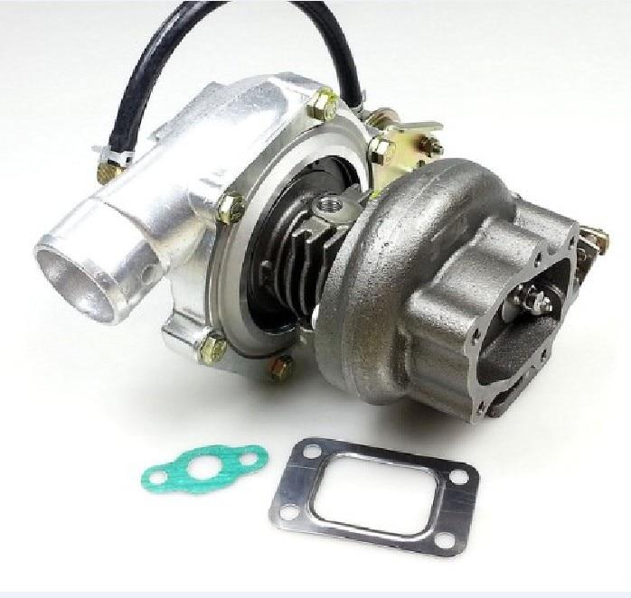 Xinyuchen Универсальный WGT2871 GT28 GT2870 турбо T25 компрессор. 60 A/R. 64 A/R турбина 5 болт масляный Турбокомпрессор 250-400hp