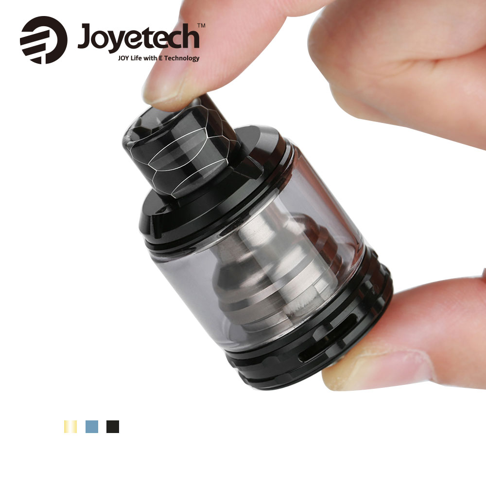 Original Joyetech RIFTCORE DUO Atomizer Coil less With 3 5ml Capacity Tank By Self cleaning Coilless
