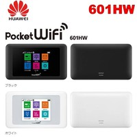 Unlock HUAWEI 601hw 612Mbps Wireless Router With Sim Card Slot 4G LTE Mobile