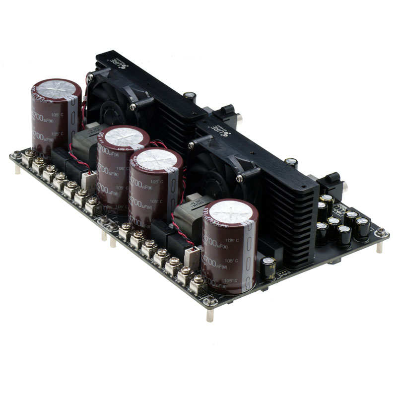 HIFI IRS2092 1000W high-power single-channel digital amplifier board fever