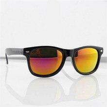 f7ee161c11fe Imwete Sunglasses Men Women Black Frame Driving Mirrors Eyewear UV400  Movement. US  1.33   piece Free Shipping