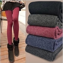 High Quality Velvet Plus Thick Winter Warm Women Pantyhose Comfortable Soft Bottoming Tights Cheap Wholesale