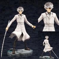 1pcs Japanese Anime Frontline Tokyo Ghoul Sasaki Haise / Kaneki Ken 1/7 scale PVC figure action model toy doll gift dropshipping
