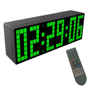 Alarm-Clock Kosda Table-Cable Led-Light Snooze-Display Time Digital Multifunction