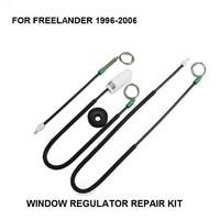 CAR ELECTRIC WINDOW FOR LAND ROVER FREELANDER CAR ELECTRIC WINDOW REGULATOR DOOR REPAIR KIT TAILGATE REAR SIDE 96 06