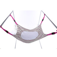 Infant Safety Baby Hammock Strip Wave Print Newborn Children S Detachable Portable Bed Hanging Baby Bed