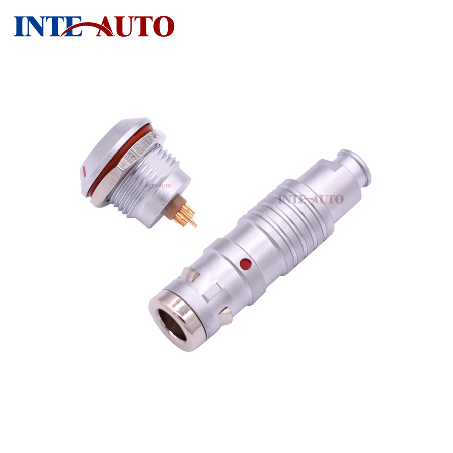 Equivalent ODUs Stanexco connector, 6 pins waterproof cable plug  receptacle,FGG.0K.306 EGG.0K.306,IP68Equivalent ODUs Stanexco connector, 6 pins waterproof cable plug  receptacle,FGG.0K.306 EGG.0K.306,IP68