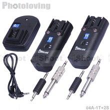 30m-Wireless Radio Flash Trigger para Sony cámara alfa a330 / a350 / a380 / a390 / a450, a500 a550 / a560 & Flash Photo Studio Strobe