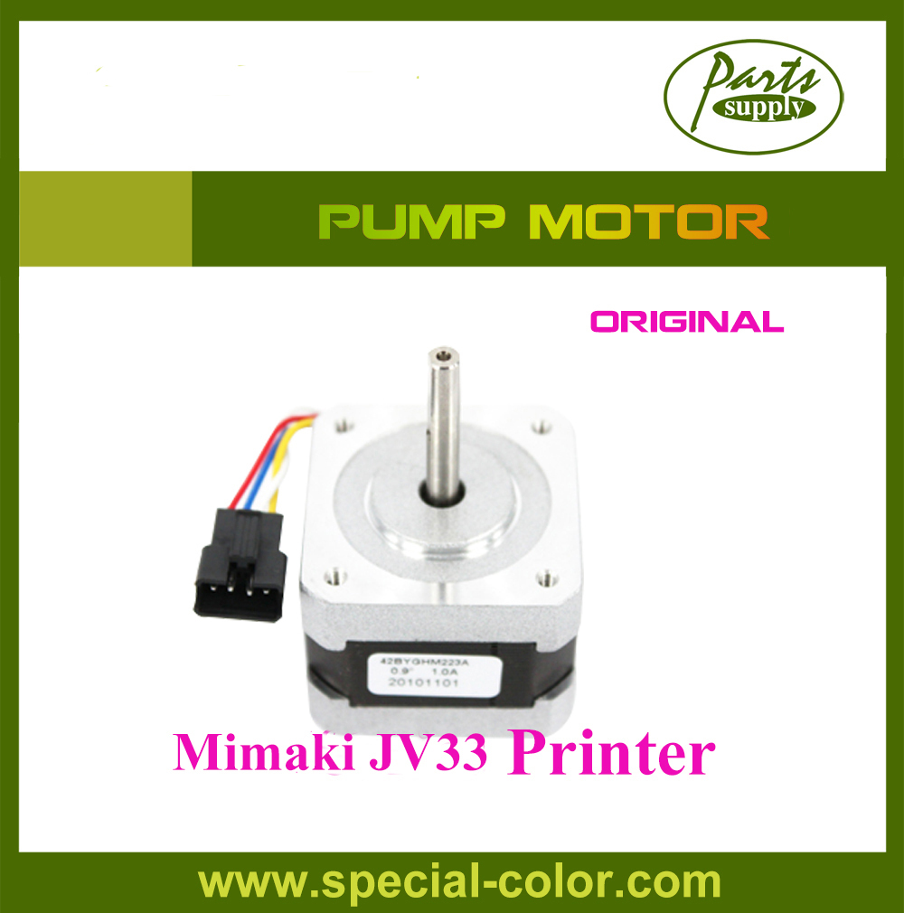 Original Mimaki JV33 Pump Motor