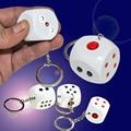 Mini Handshake Electric Shocking Dice Ring Joke Trick Prank Toy Party Gift