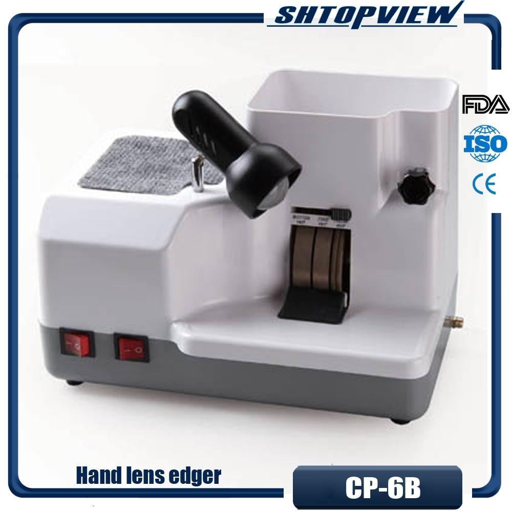 CP 6B hand lens edger DC small motor