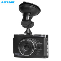 2019 Dash cam car black box Full HD 1080P with 3 LCD Screen 140 degree viewing angle G sensor Night Vision Motion detector