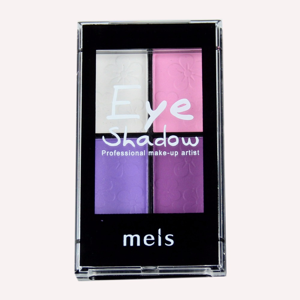 MEIS Brand font b Makeup b font Cosmetics Professional font b Makeup b font 4 Colors