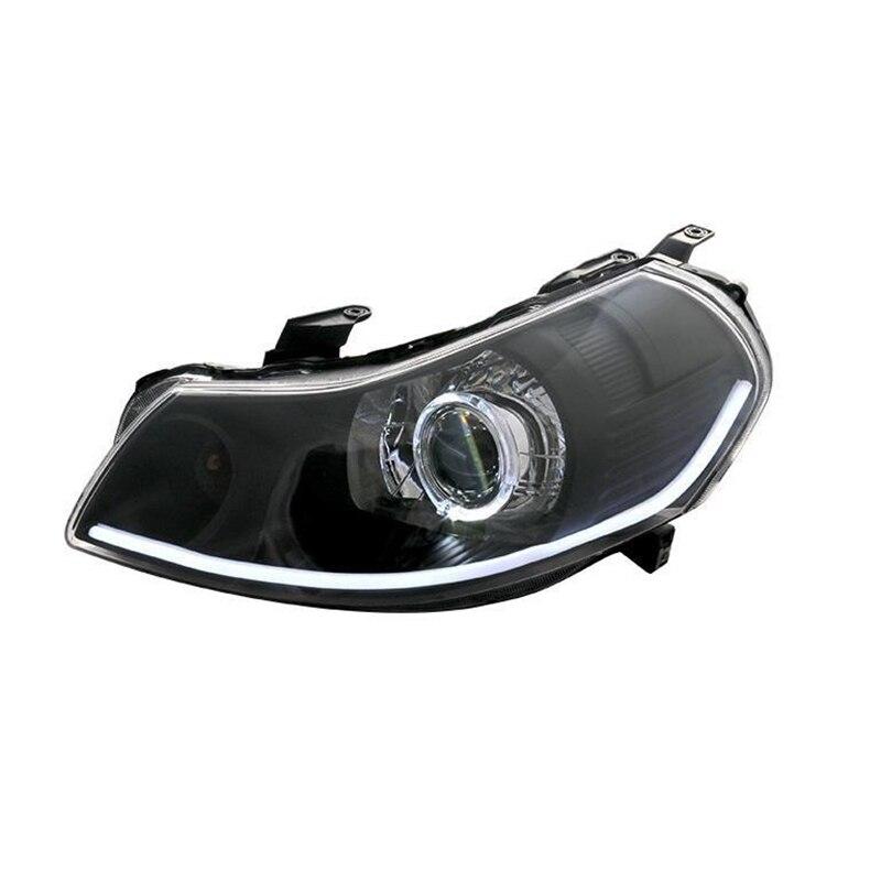 все цены на Daytime Assembly Cob Running Side Turn Signal Lights Neblineros Led Para Auto Assessoires Car Lighting Headlights For Suzuki Sx4