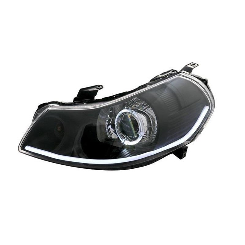 L'assemblée de jour Cob Course Côté Clignotants Lumières Neblineros Led Par Auto Assessoires Voiture D'éclairage Phares Pour Suzuki Sx4