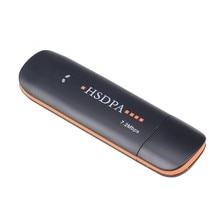 3G USB Modem USB Stick Datacard Mobile Broadband Adapter 7.2Mbps Universal HSDPA Unlocked Dongle For Laptop