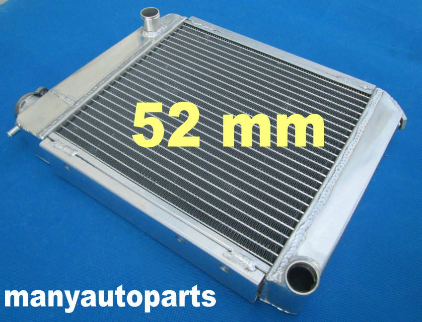 50MM 2CORE ALLOY RADIATOR FOR AUSTINROVER MINI ALL MODELS 1959-1996
