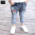 2017 Brand New Boys Jeans Children Casual Pants Baby Jeans Kids Trousers Retails 2-7Yeas Boys Jeans Children Clothing Kids Jeans
