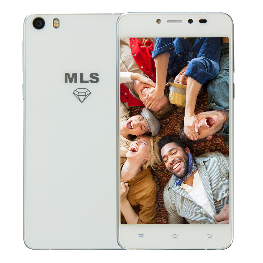 MLS iQ9508 Original 4G LTE Smartphone Android 5.1 Quad Core 5.0 pulgadas 2 GB 32