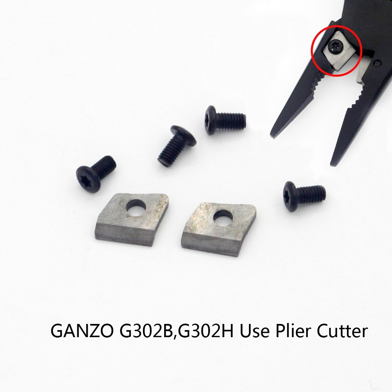 Plier Head Cutter Pieces Only fitting Ganzo Brand Multi Plier G302B and G302H Ganzo multi tool plier spare partsPlier Head Cutter Pieces Only fitting Ganzo Brand Multi Plier G302B and G302H Ganzo multi tool plier spare parts