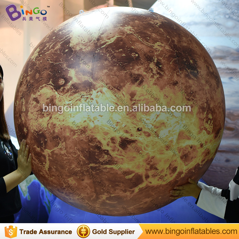 0.9m High quality PVC air sealed inflatable Venus balloon for astronomy theme event Vivid Venus model for decoration toy planets0.9m High quality PVC air sealed inflatable Venus balloon for astronomy theme event Vivid Venus model for decoration toy planets