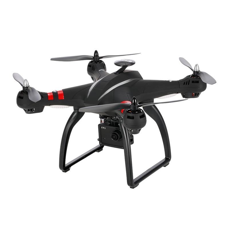 BAYANGTOYS X21 Brushless Double/Simple GPS WIFI FPV RC Quadcopter 1080 P Cardan Caméra Maintien D'altitude Version RTF VS X16 GPS