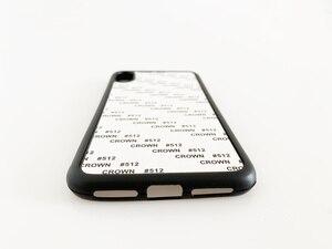 Image 5 - Manniya 2D Thăng Hoa Kính Cường Lực Cao Su Ốp Lưng Điện Thoại Iphone 11/11 Pro/11 Pro Max/X/XS/XR/XS Max 10 Cái/lốc