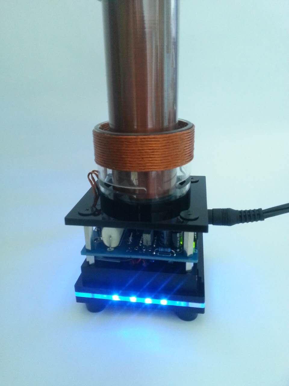 Musique Tesla bobine musique Tesla bobine Plasma haut-parleur - 4