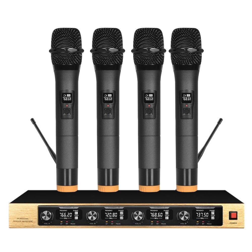 Wireless Microphone Stage Performance Meeting Gooseneck Lavalier Handheld Microphone