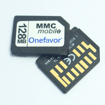 onefavor 128MB 256MB 512MB RS-MMC Mobile Multimedia Card RS-MMC 13PINS