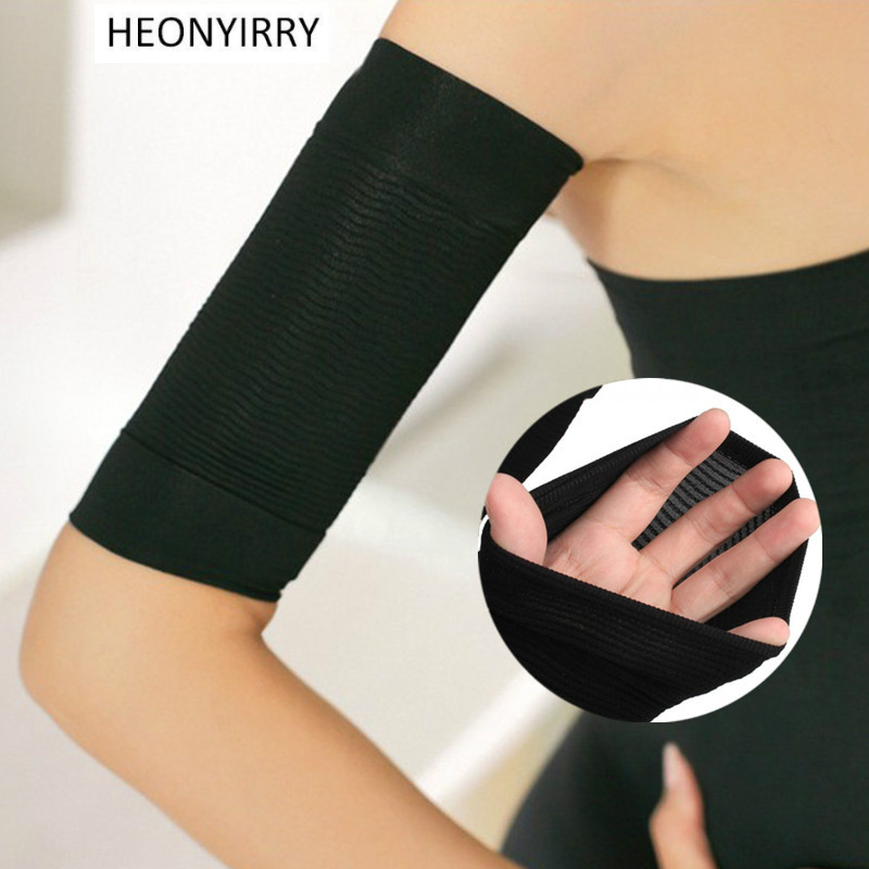2pcs Weight Loss Calories Off Slim Slimming Arm Shaper Massager Sleeve Slimming Wraps Arm Weight Loss Fat Burning Face Lift Tool Women's Accessories