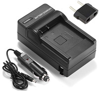 Battery Charger for Panasonic HDC-HS60  HDC-HS80  HDC-SD40  HDC-SD60  HDC-SD80  HDC-SD90  HDC-SDX1  HDC-SDX1H HD Camcorder