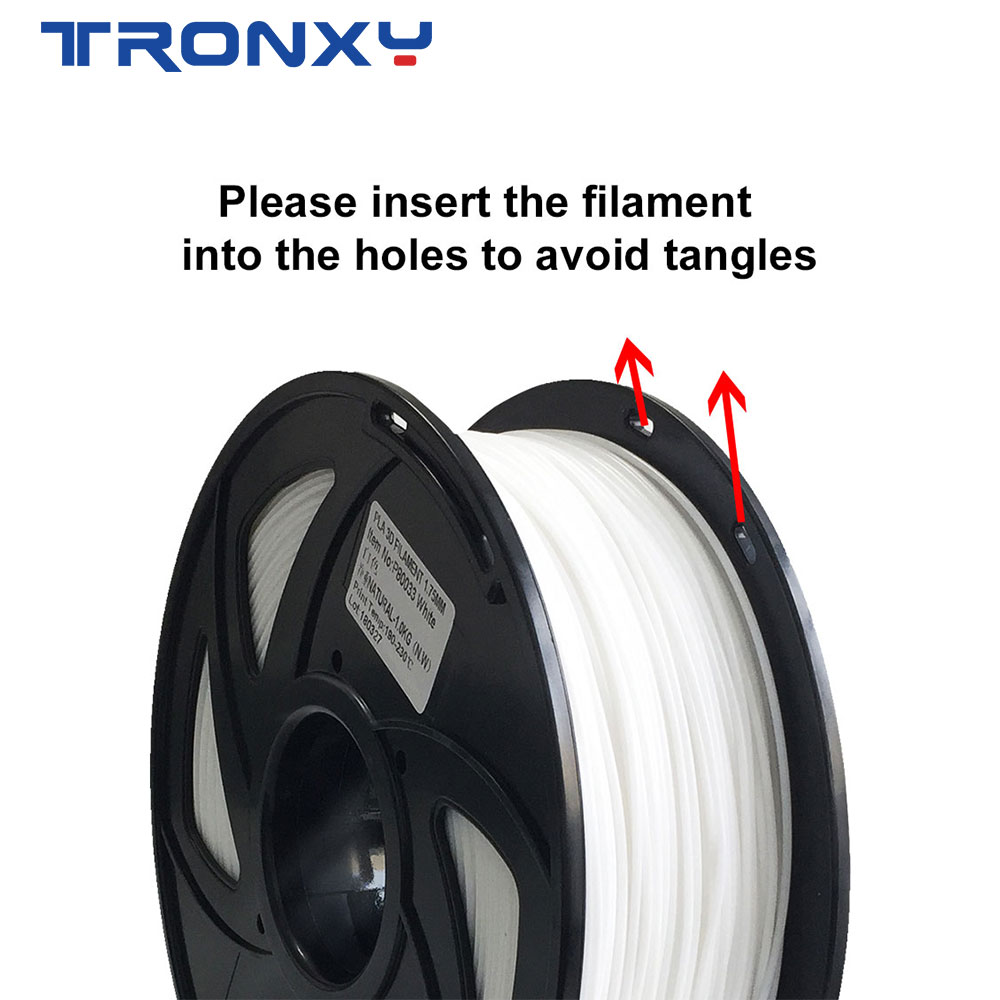 pla 175 milimetros filamento 1 tronxy kg 04