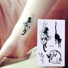 Wysokiej Jakości Tatuaż Mały Kot Kupuj Tanio Tatuaż Mały Kot