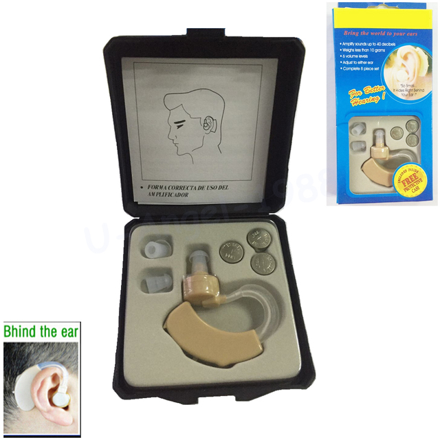 Small and Convenient Hearing Aid Aids Best Sound Voice Amplifier JH-113 Wholesale