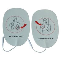 Wholesale Price First Aid Training Replacement Pads 20packs Adult Training Defibrillator Universal Trainer
