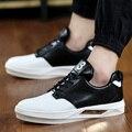 Moda Transpirable Hombres Zapatos Hombres Zapatos Casual Brand Design Otoño Jogging Walking Zapatos de Entrenador de Fitness Deporte Al Aire Libre