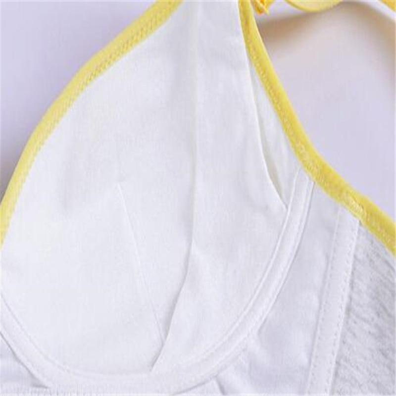 Front Buckle Wire Free Breastfeeding Maternity Nursing Bra Cotton Sleep Bras Nursing Pregnant Women Pregnancy Underwear