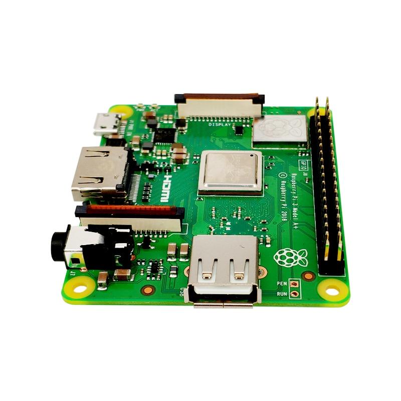Nouveau Raspberry Pi 3 modèle A + Plus 4 cœurs CPU identique à Raspberry Pi 3 modèle B + Pi 3A + avec WiFi et Bluetooth - 2