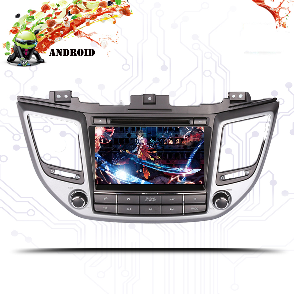 Perfect 4G+64G Octa core android 9.0 car dvd for Hyundai Tucson/IX35 2016 2017 2018 multimedia car radio gps navigation Tape Recorder 0