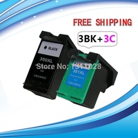 H350XL H351XL Remanufactured Ink Cartridges CB336EE CB338EE High Capacity For Photosmart C4380 4480 4580 4270 4275