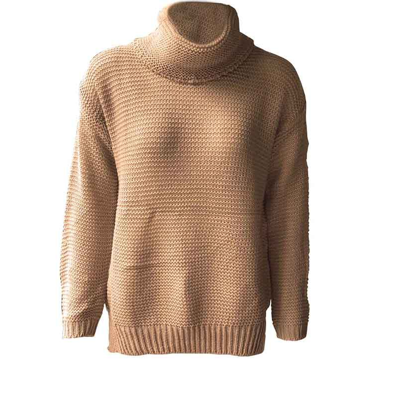 Autumn Winter Woman Sweater Cashmere Knitted Women Sweater And Pullover