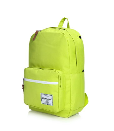 dfa6af259e bodachel neon green bag backpack men women travel canvas camping laptop  outdoor school sports book girl tactical man woman-in Backpacks from  Luggage   Bags ...