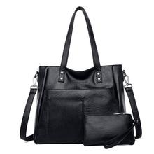 Women Leather Handbags Luxury Brand Bags Large Capacity Purses and Handbags Women Totes Fashion Bags Crossbody Bags for Women цены онлайн