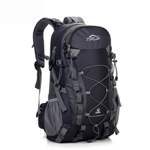 LOCAL LION Outdoor Waterproof Hiking Backpack 40L
