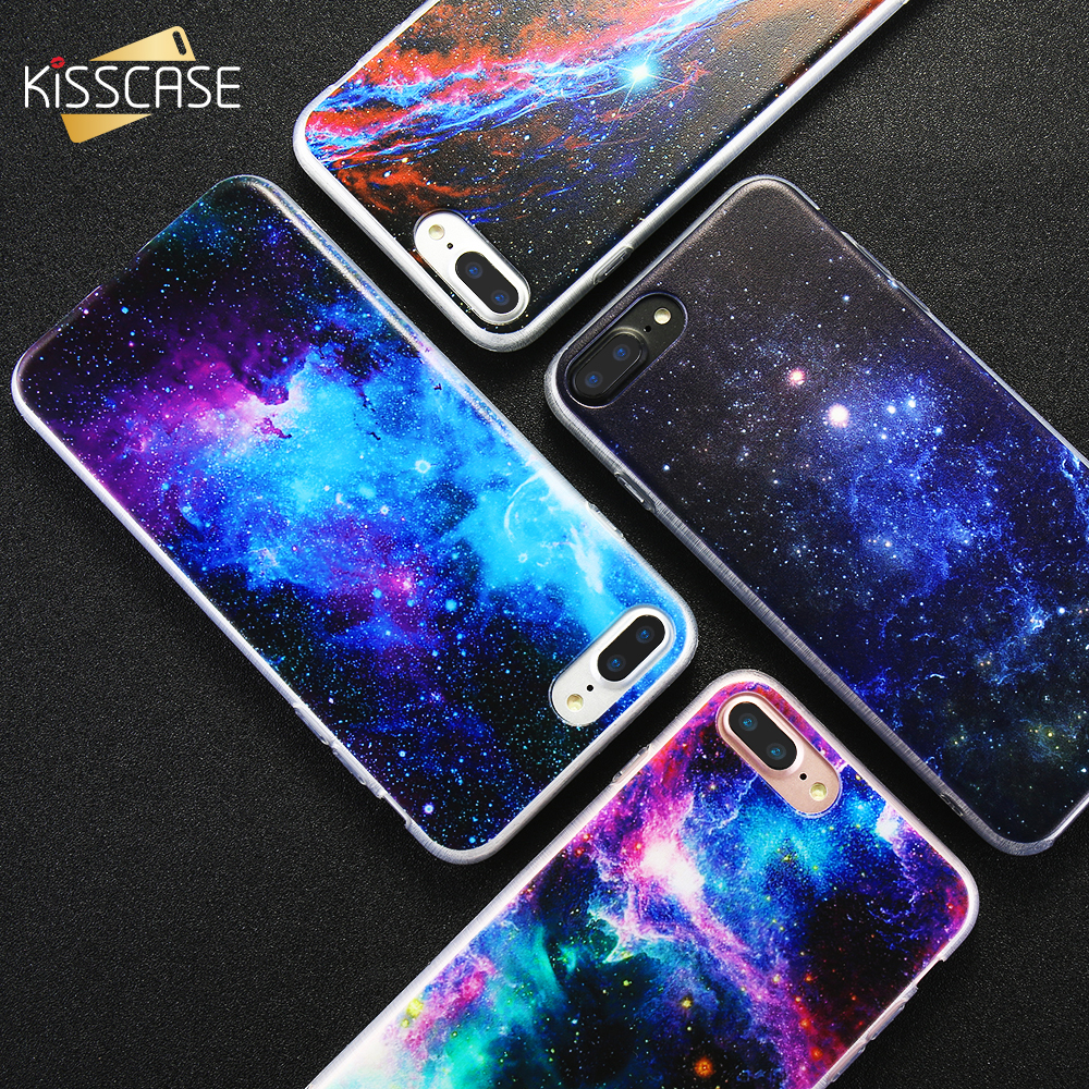 Kisscase Oil Painting Starry Night Case For Samsung Galaxy A5 A7 A3 2016 2017 Exotic Case For Samsung Galaxy Note 9 S9 S8 Plus Phone Bags & Cases