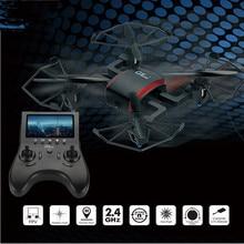 mini 5 8G FPV Drone T901F 2 4G 4CH 6 Axis Gyro RC Quadcopter FPV Real